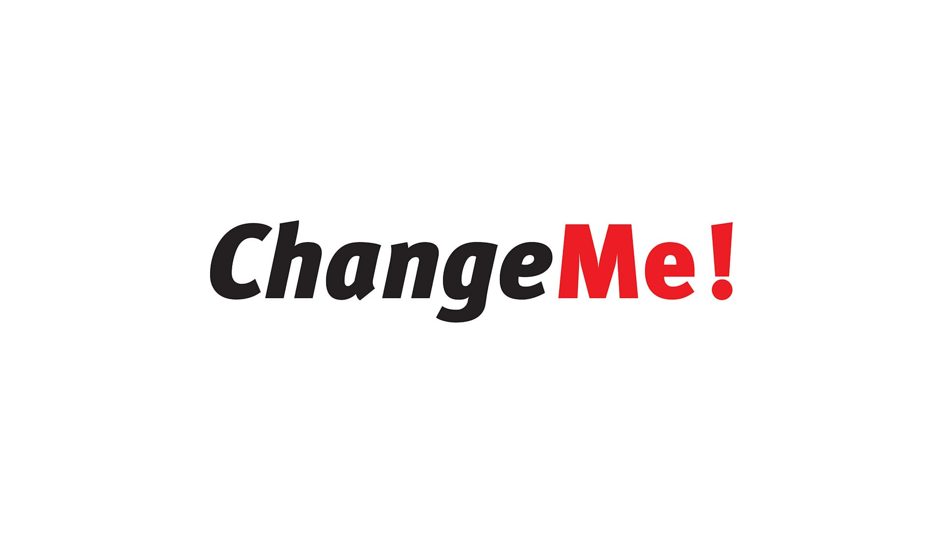 ChangeMe! Logo Header